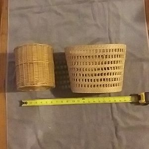 Wicker Baskests
